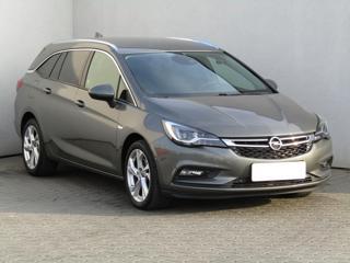 Opel Astra 1.4T, Serv.kniha, ČR kombi benzin