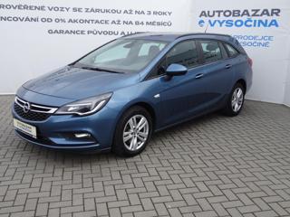 Opel Astra Com.1.6CDTi 81kW ČR I.Majitel kombi