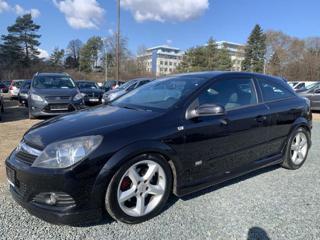 Opel Astra 1.6 T OPC 132 Kw kupé benzin
