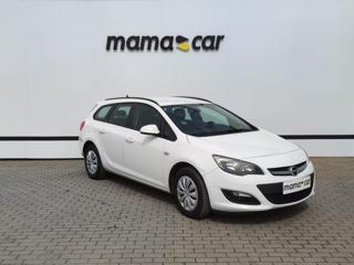 Opel Astra 1.6 CDTI 81KW AUT KLIMA  ČR kombi