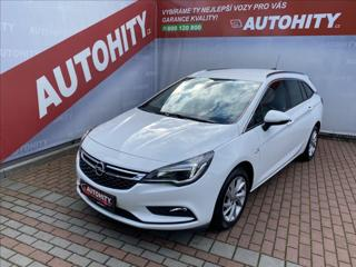 Opel Astra 1,4 Turbo, ČR, 1. Maj, Serviska kombi benzin