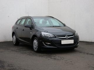 Opel Astra 1.7, Serv.kniha, ČR kombi nafta