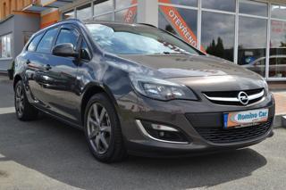 Opel Astra SPORT TOURER 2.0CDTi kombi
