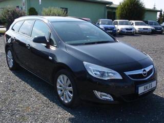 Opel Astra 1.7 CDTi Tourer kombi nafta