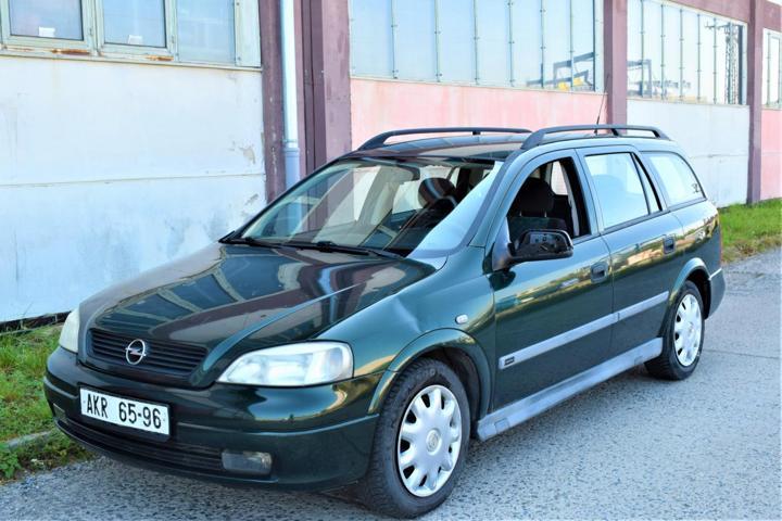 Opel Astra CARAVAN 1.8 16V/2000/ kombi