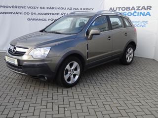 Opel Antara 2.0CDTi COSMO+Navigace! 4x4! A/T SUV