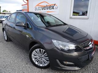 Opel Astra 1.4Turbo,103kW,Enjoy,NovéČR,74tkm,s sedan