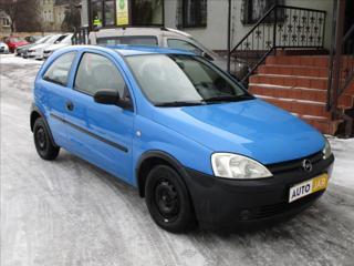 Opel Corsa 1,0 i,12V  NOVÁ STK hatchback benzin