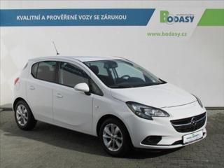 Opel Corsa 1,2 DRIVE KLIMA TEMPOMAT ČR hatchback benzin