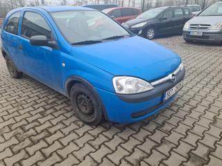 Opel Corsa 1.0 hatchback