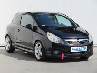 Opel Corsa 1.6 T GSi 110kW hatchback benzin
