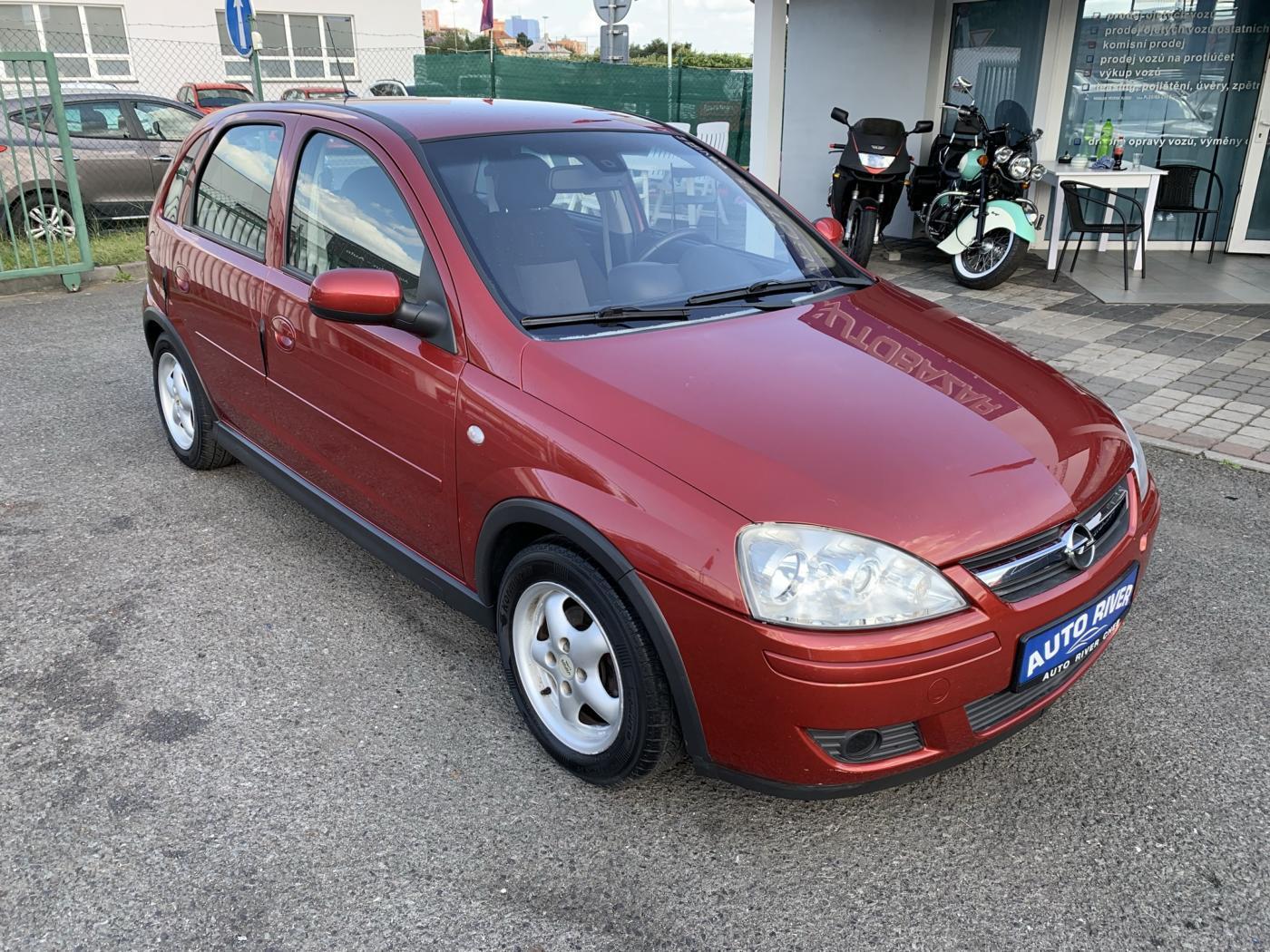 Opel Corsa 1.2i 59kW Digi Klima TOP hatchback