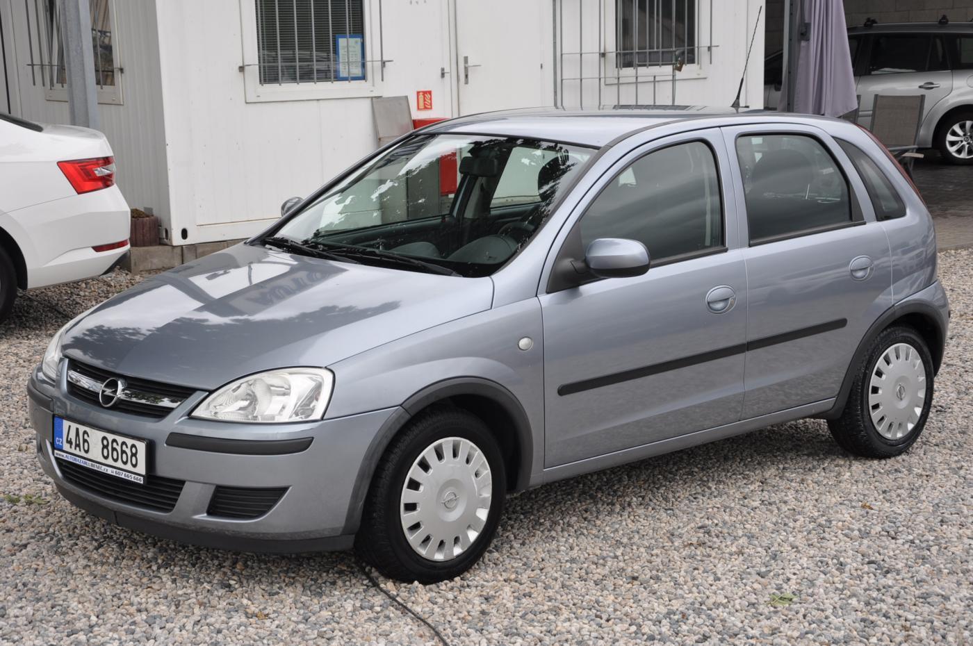Opel Corsa 1.2i 16V Enjoy AUTOMAT hatchback