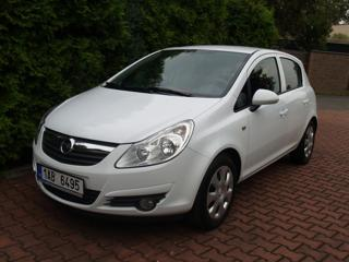 Opel Corsa 1,2 16V hatchback