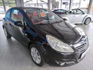 Opel Corsa 1,2   ČR,SERVISNÍ KNÍŽKA hatchback benzin