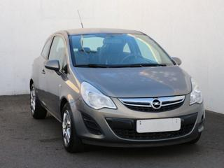Opel Corsa 1.2 16V, 1.maj, Serv.kniha hatchback benzin