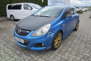 Opel Corsa 1.6  16V OPC kupé benzin
