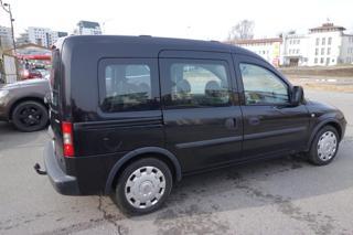 Opel Combo 1,6i  CNG ! KLIMA ! minibus