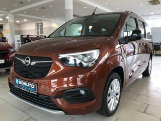 Opel Combo XL Elegance Plus 1,5CDTI 7míst MPV nafta