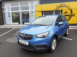 Opel Crossland X 1,2   SMILE + ALU KOLA MPV benzin