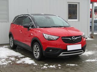 Opel Crossland X 1.2T, 1.maj,Serv.kniha,ČR SUV benzin
