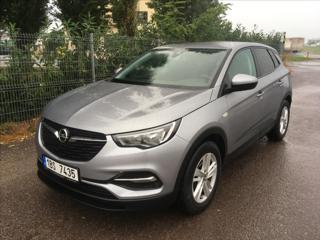 Opel Grandland X 1,2 i Turbo 1.Majitel ČR SUV benzin