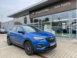 Opel Grandland X 1,2 T, 6st. MT SUV benzin