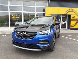 Opel Grandland X 1,6   TURBO PHEV AUT. 4X4 ULTIMATE SUV hybridní - benzin