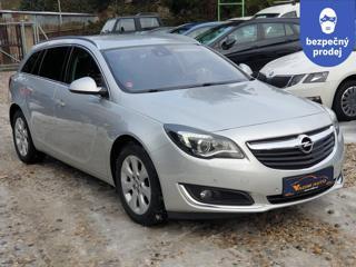 Opel Insignia 2.0Cdti 96kW ČR NOVÉ kombi