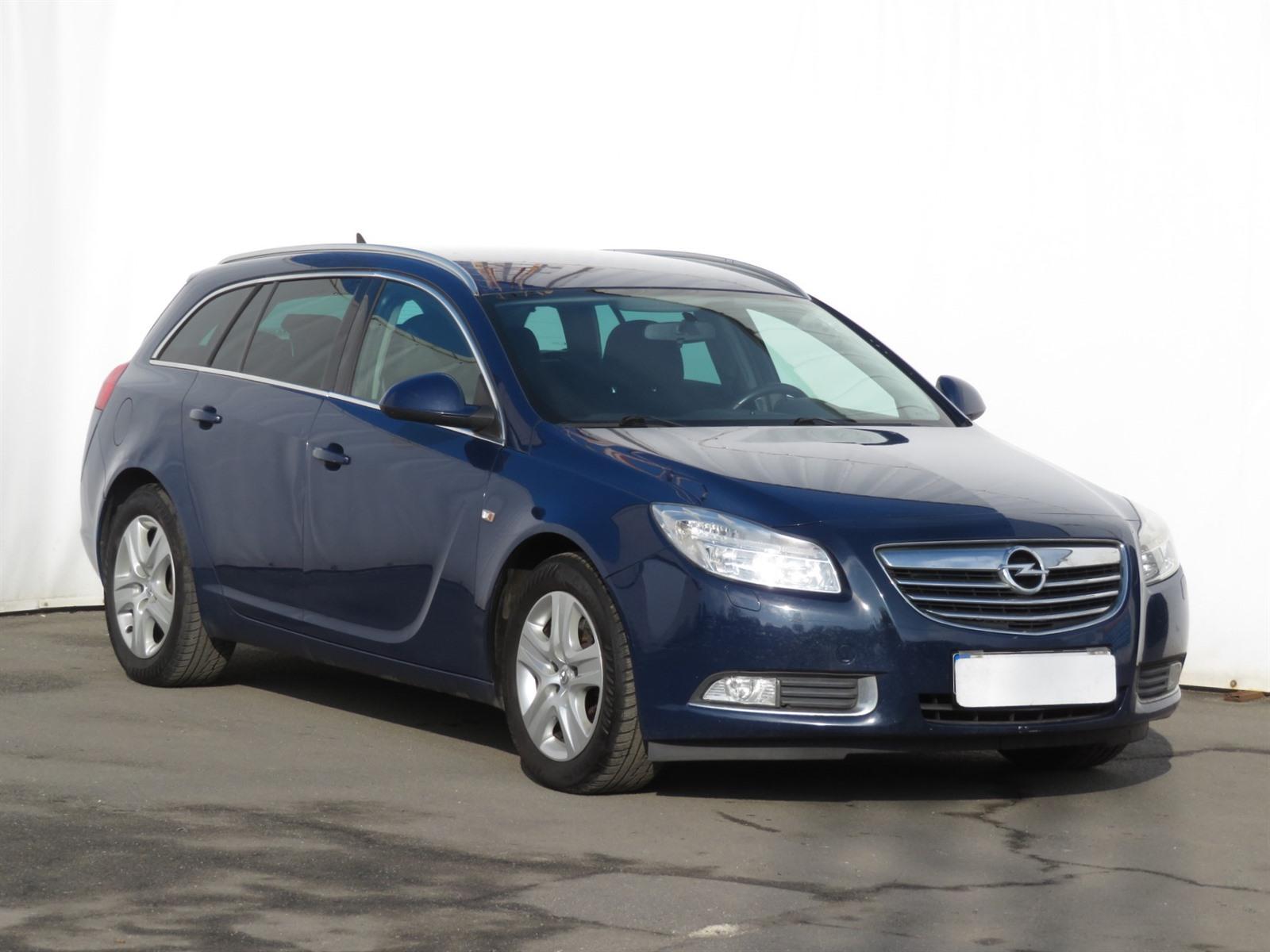Opel Insignia 2.0 CDTI 96kW kombi nafta