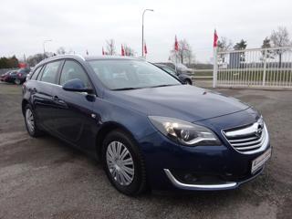 Opel Insignia 2.0 CDTi 96kW,ČR,serviska kombi