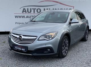 Opel Insignia 2.0 CDTi COUNTRY TOURER 4X4 kombi