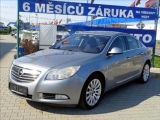 Opel Insignia 2,0 CDTi COSMO *SERVISNÍ KN* sedan nafta