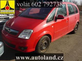 Opel Meriva VOLAT:602792738  benzin