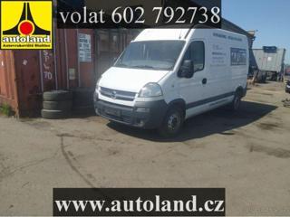 Opel Movano VOLAT 602 792 738