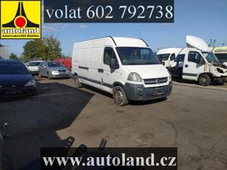 Opel Movano VOLAT602 792 738  nafta