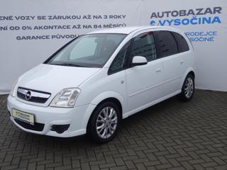 Opel Meriva 1.4i 66Kw! Orig. LPG do 2030! hatchback