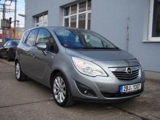 Opel Meriva 1.4 navigace/tempomat hatchback