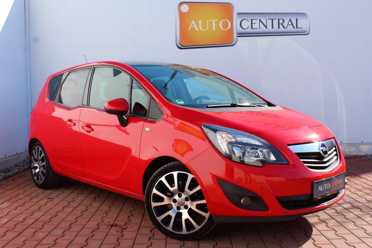 Opel Meriva 1.4i Cosmo 103kW, STK04/23,navigace hatchback