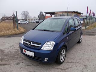 Opel Meriva 1.7 DTi, 55kW, Klima kombi