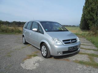 Opel Meriva 1.6 74 kW AUTOMAT Serviska kombi