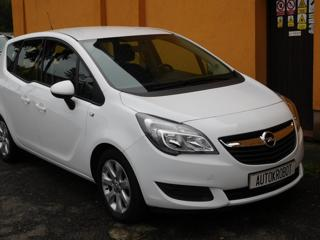 Opel Meriva 1.4 TURBO LPG kombi