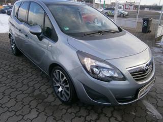 Opel Meriva 1.4T 103kw,serviska MPV