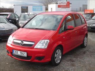 Opel Meriva 1,6   16V, 84t.km/servis+CEBIA MPV benzin