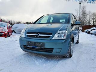 Opel Meriva 1.4i 1.MAJITEL, KLIMA MPV