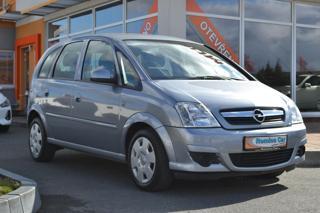 Opel Meriva 1.6i Servisní kniha MPV