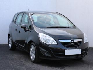Opel Meriva 1.4i, Serv.kniha, ČR MPV LPG + benzin