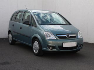 Opel Meriva 1.7TDI MPV CNG + benzin