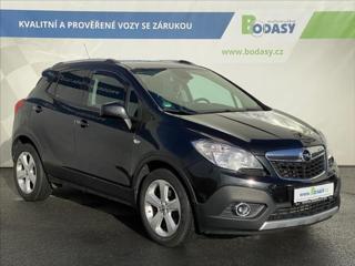 Opel Mokka 1,7 CDTI SERVISKA 1.MAJITEL SUV nafta