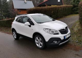 Opel Mokka 1.4 Turbo 103kW r.v. 9/2012 4x4 SUV